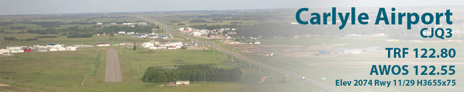 Carlyle Airport